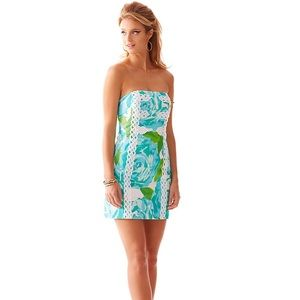 Lilly Pulitzer NWT Tansy in Poolside Blue
